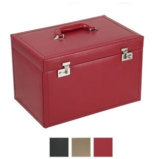 WOLF Queen's Court Extra Large Jewelry Case