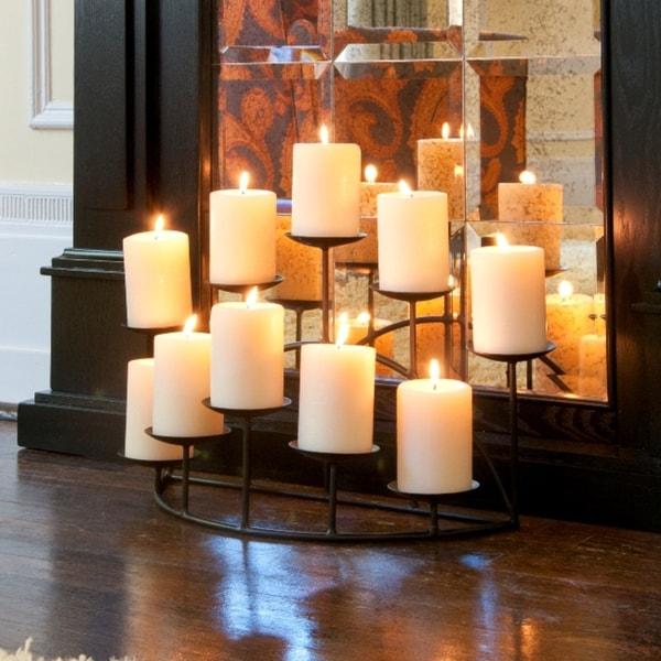Harper Blvd Hanover 10-candle Candelabra