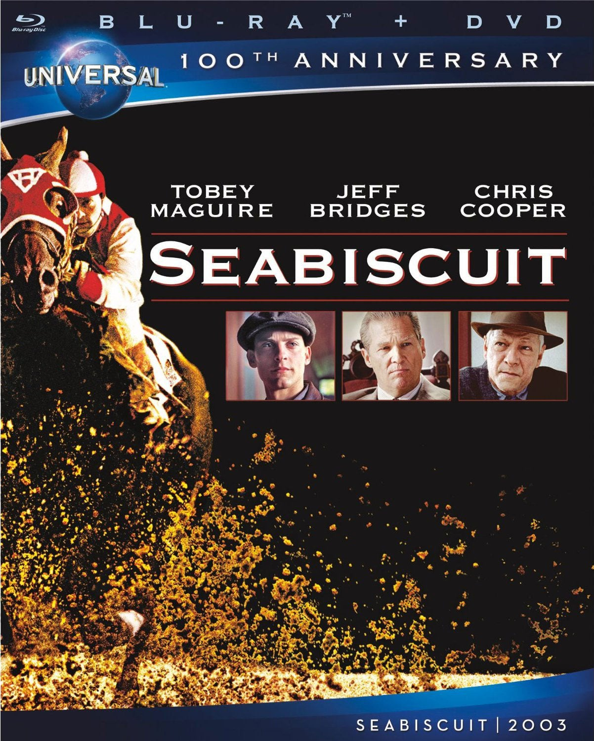 Seabiscuit (Blu-ray/DVD)
