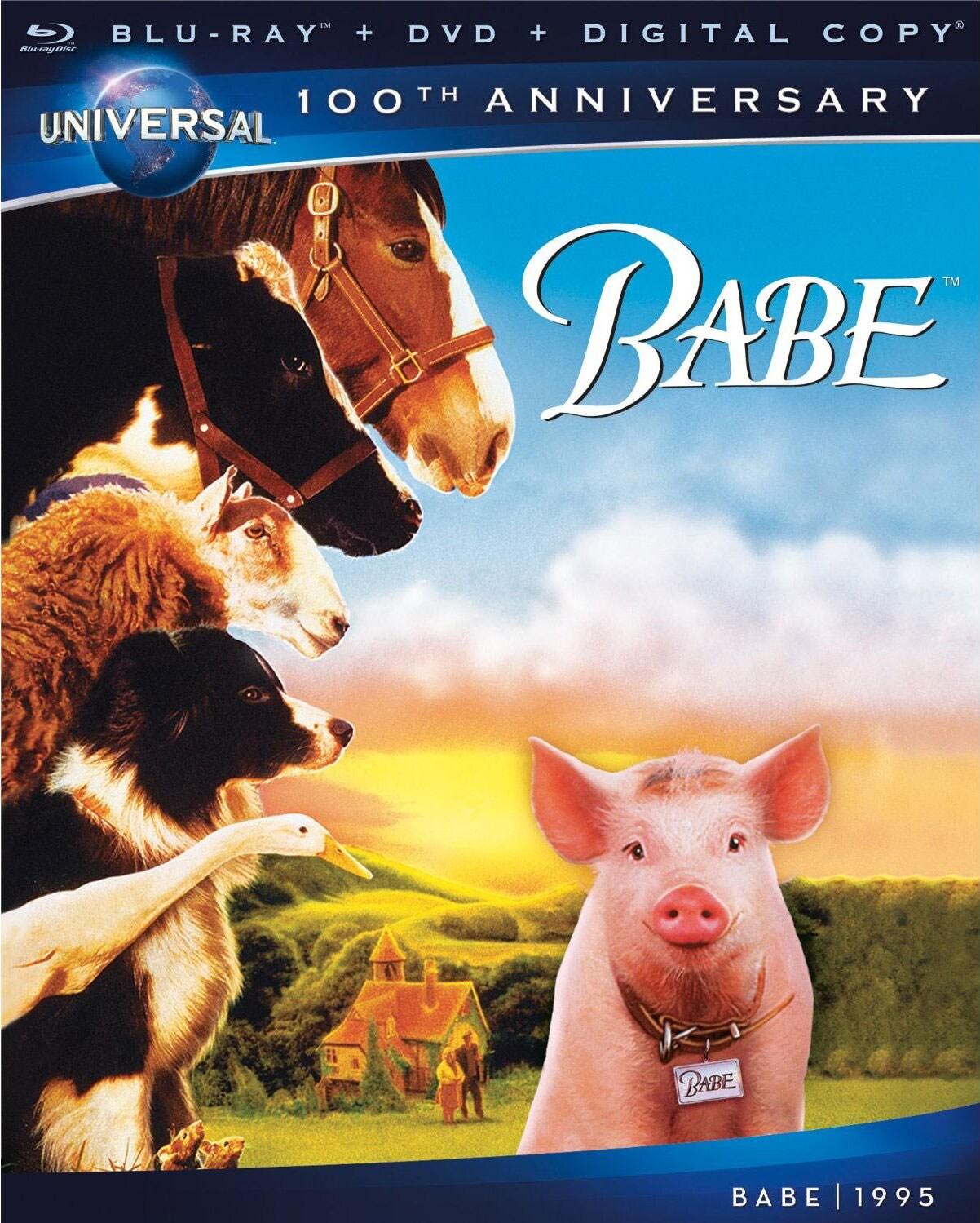 Babe (Blu-ray/DVD)