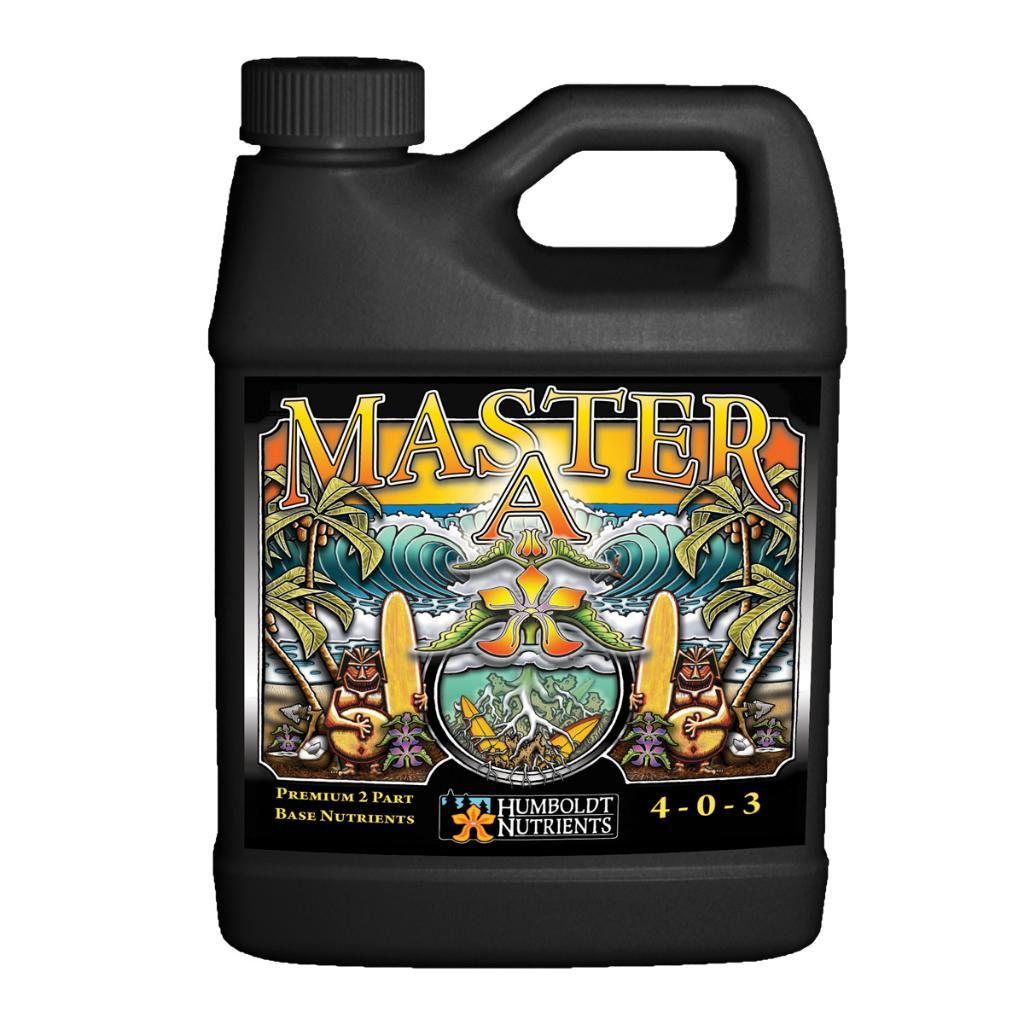 Humboldt HNMA405 Master A 32-ounce Fertilizer