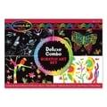 Melissa & Doug Deluxe Scratch Art Set