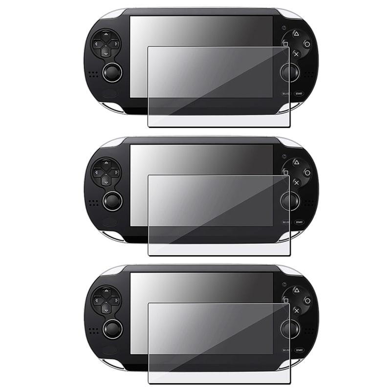 Anti-Glare Screen Protector for Sony PSP VITA (Pack of 3)