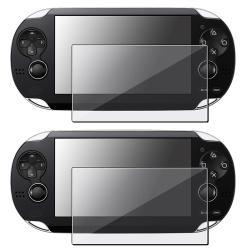 Anti-Glare Screen Protector for Sony PSP VITA (Pack of 2)