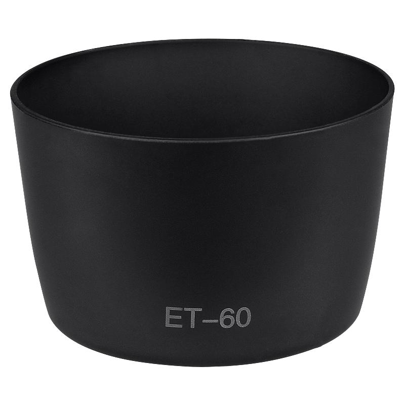 INSTEN 87-mm Round Lens Hood for Canon ET-60