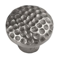 Small Round Copper Cabinet Knob (Set of 6)