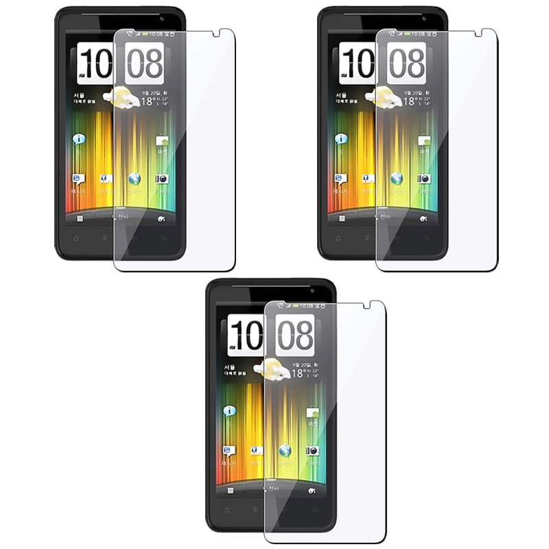 LCD Screen Protector for HTC Holiday (Pack of 3)