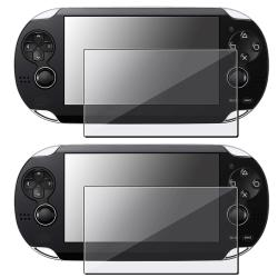 LCD Screen Protector for Sony PSP Vita (Pack of 2)