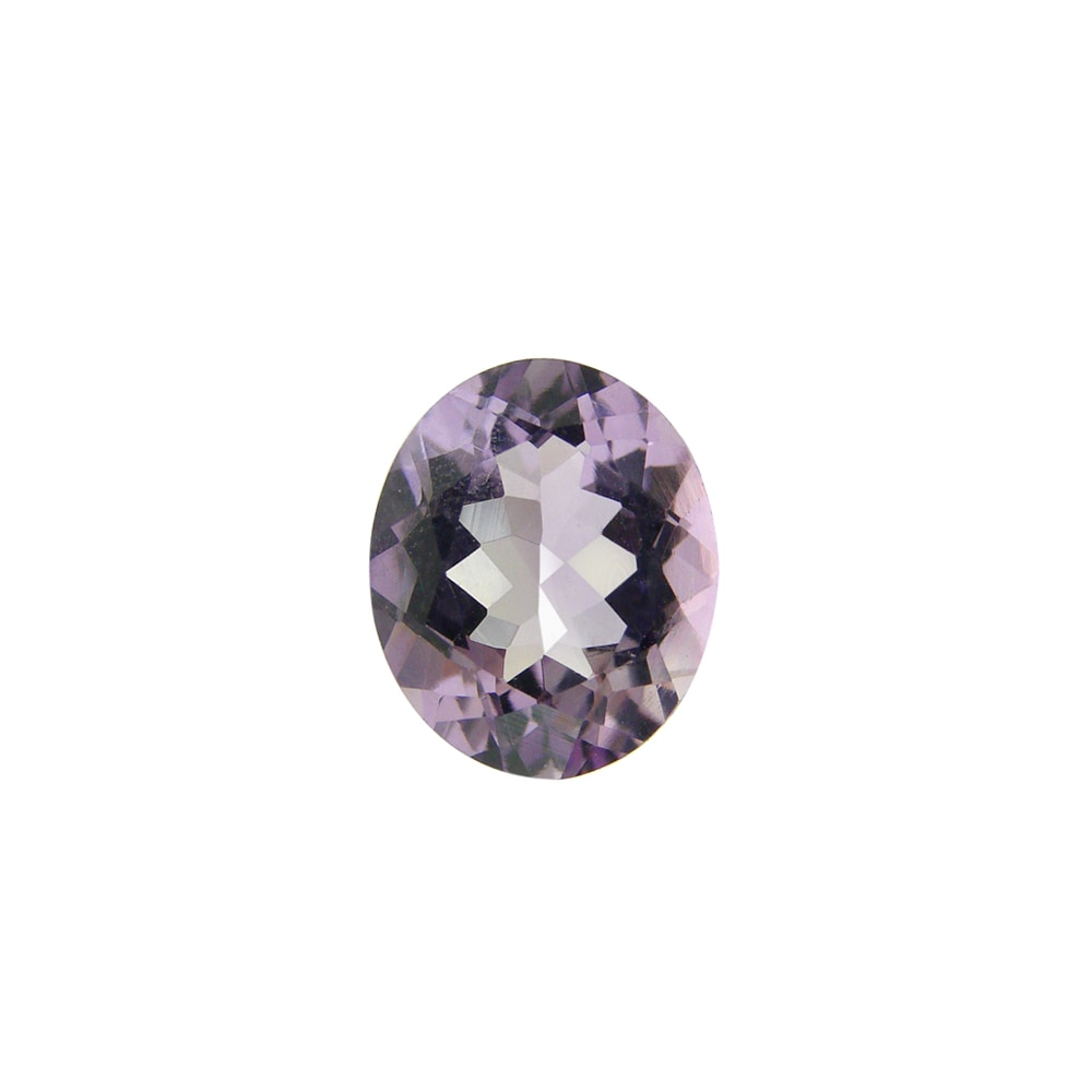 Glitzy Rocks Oval 11x9mm 3 1/10ct TGW Amethyst Stone