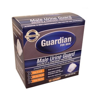 Guardian Male Urine Guards (Pack of 10)