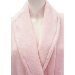 Leisureland Women's Coral Fleece Robe