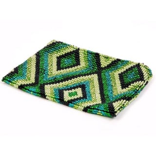 Geometric Coin Purse (Guatemala)