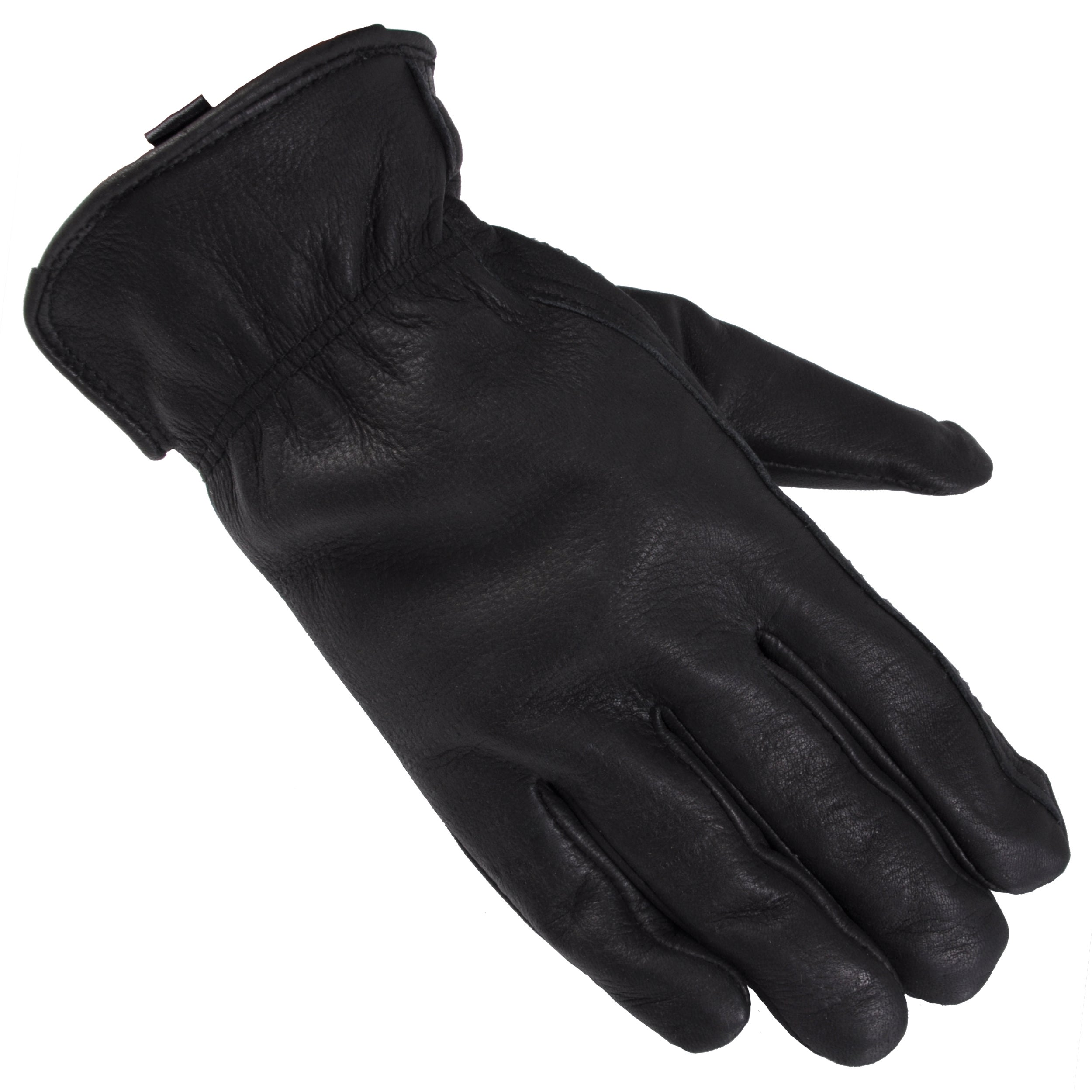 Womens leather gloves thinsulate lining - Journee Collection Women S Deerskin Leather Thinsulate Lined Gloves