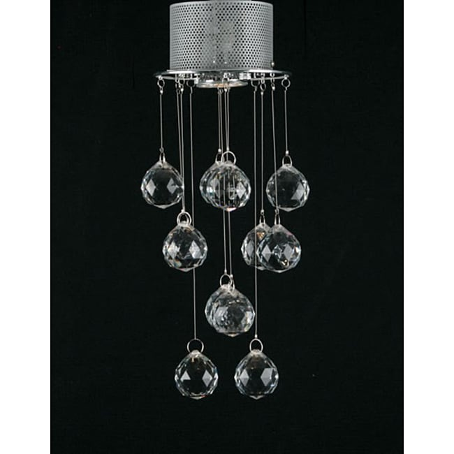 Gallery Modern Crystal Chandelier