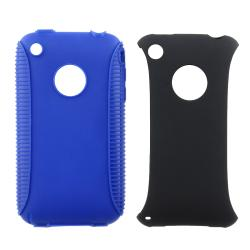 BasAcc Hybrid Case/ LCD Protector/ Headset/ Wrap for Apple iPhone 3GS - Thumbnail 1