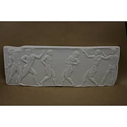 White Bonded Marble Greek Marathon Frieze|https://ak1.ostkcdn.com/images/products/6376455/White-Bonded-Marble-Greek-Marathon-Frieze-P13991738.jpg?impolicy=medium