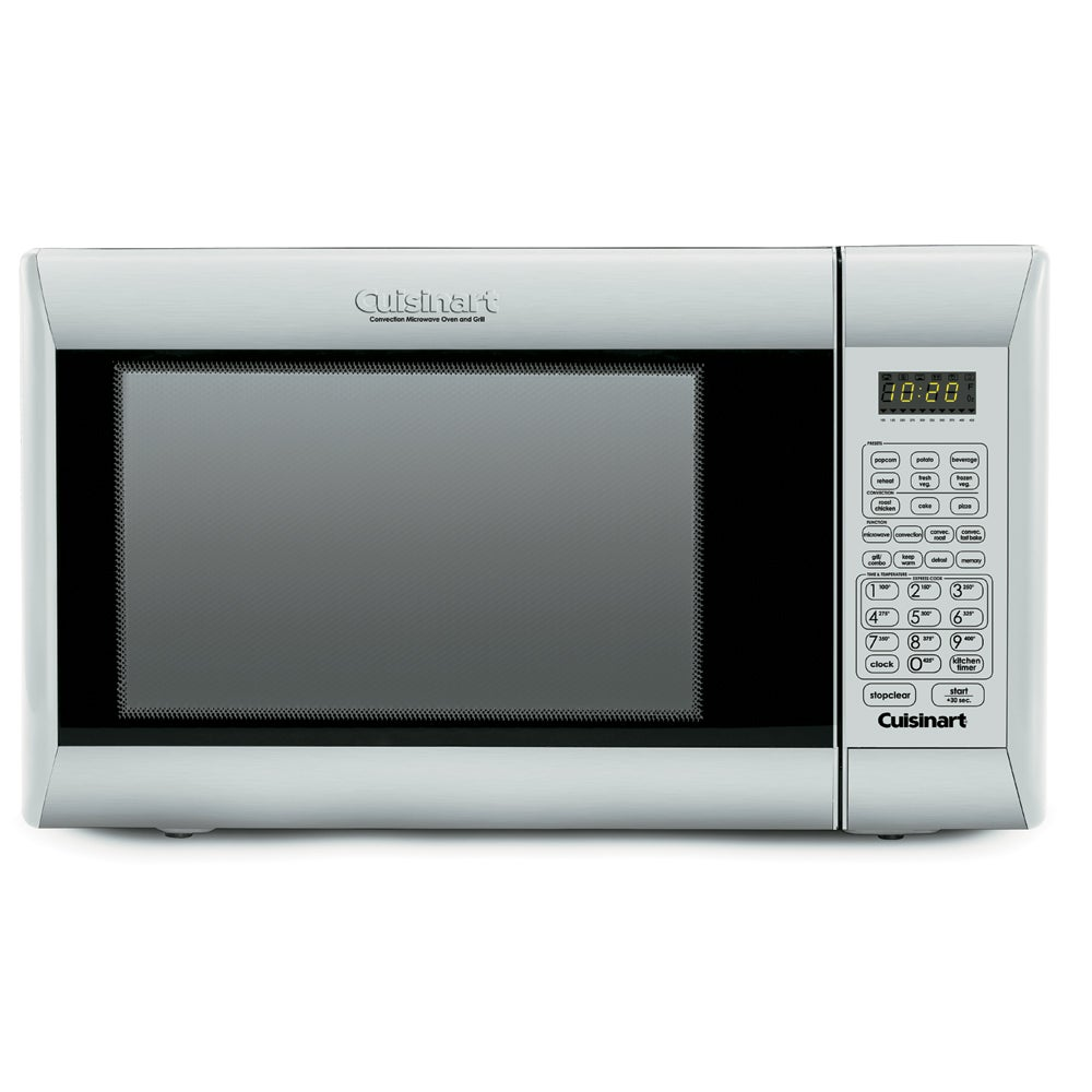 What Is Better Microwave Or Oven: Shop Cuisinart CMW-200 Convection Microwave Oven With