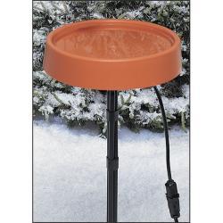 Heated Birdbath 12-inch