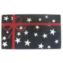 Patriotic Present Door Mat