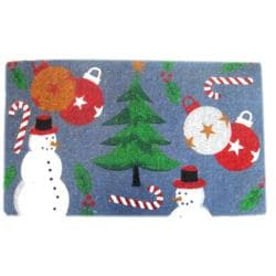 Holiday Spirit Door Mat