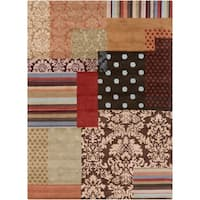 Hand-tufted Legnano Wool Area Rug - 8' X 11'
