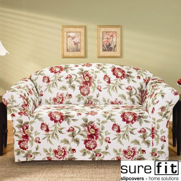 Sure Fit Olivia Stretch Sofa Slipcover