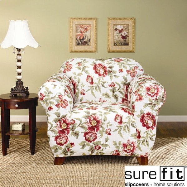 Sure Fit Stretch Olivia Chair Slipcover