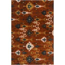 Hand-tufted Liron Wool Rug (5' x 8')