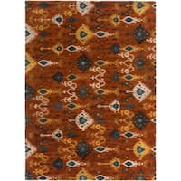 Hand-tufted Liron Wool Area Rug - 8' X 11'