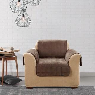 Shop Sure Fit Lexington Floral Furniture Friend Chair