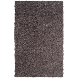 Hand-woven Raz Soft Plush Shag Rug (8' x 10')