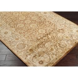 Hand-tufted Montclair Wool Rug (5' x 8')