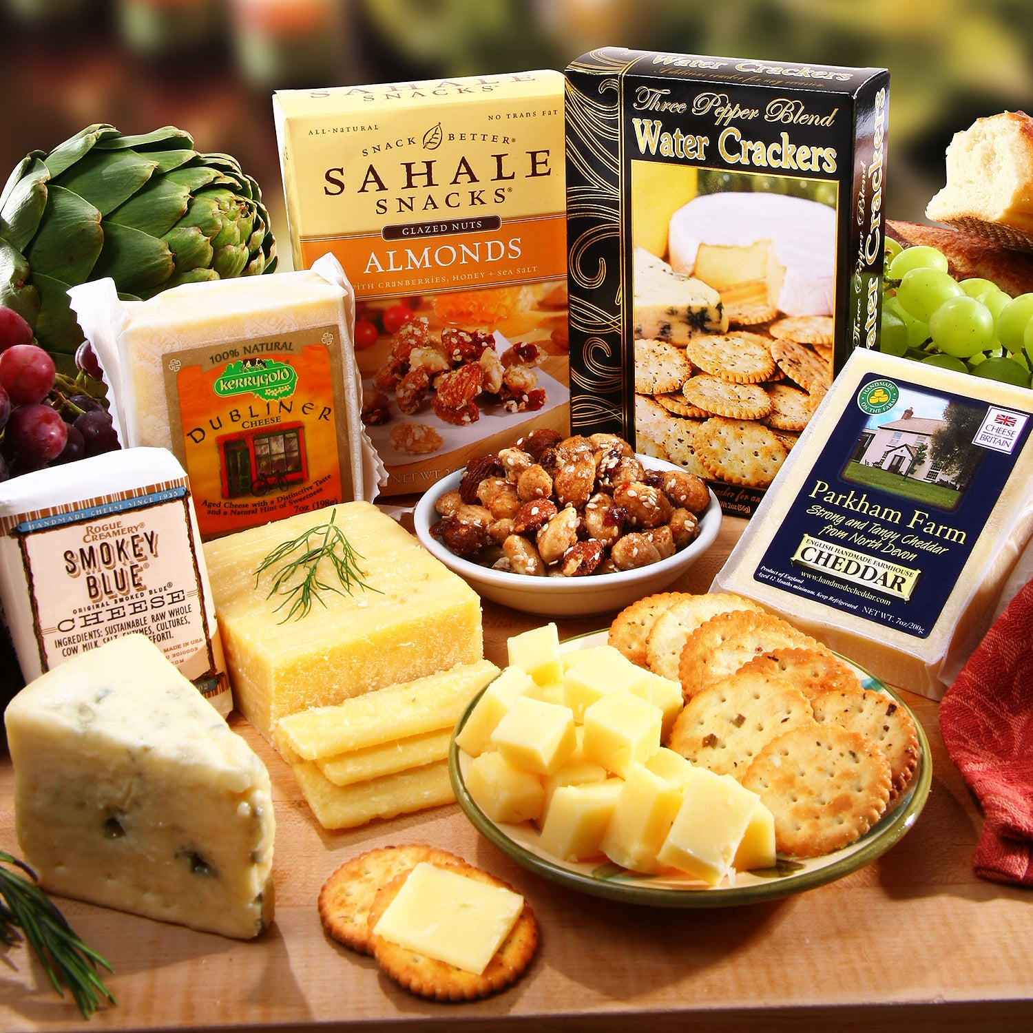 Red Wine Cheese Gift Collection