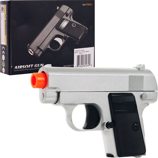 Whetstone Zinc Alloy Shell G.9 Airsoft Pistol