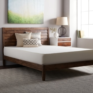 Select Luxury Flippable Medium Firm 10-inch Queen-size Foam Mattress