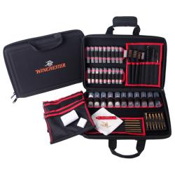 Winchester 68-piece Super Deluxe Universal Gun Cleaning Kit - Thumbnail 0