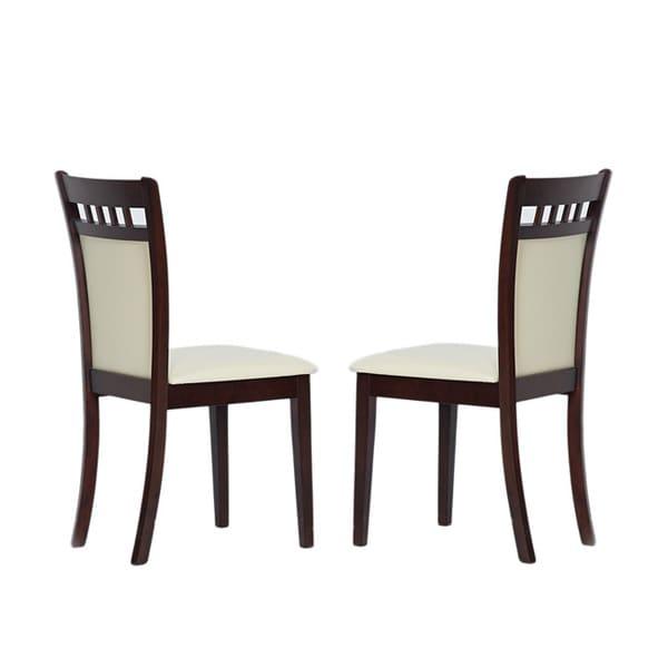 Shop Warehouse Of Tiffany Shirlyn Dining Chairs (Set Of 8