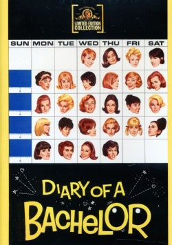 Diary Of A Bachelor (DVD)