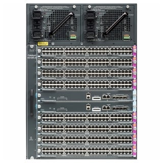 Cisco Catalyst WS-C4510R+E Chassis