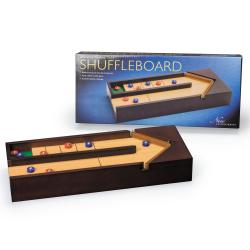 Desktop Shuffleboard Game