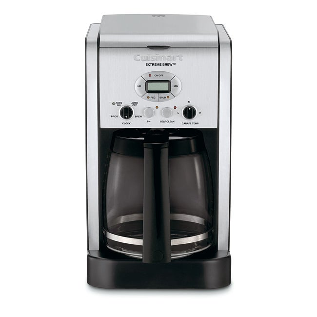 Cuisinart DCC-2650 12-cup Brew Central Programmable Coffeemaker