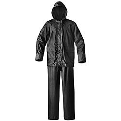 Mossi Simplex Black Rain Suit