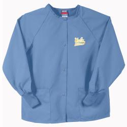 Gelscrubs Unisex Blue NCAA UCLA Bruins Nurse Jacket