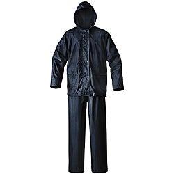 Mossi Simplex Navy Blue Rain Suit