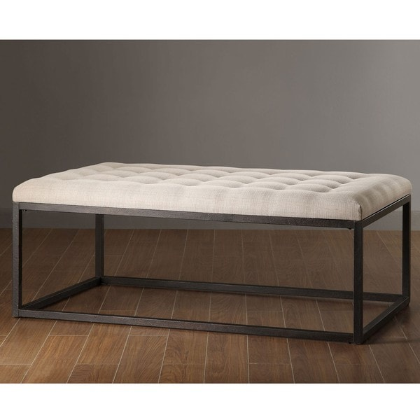 Stones U0026amp; Stripes Renate Coffee Table Ottoman