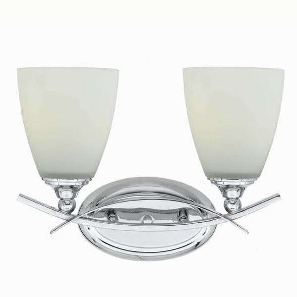 Triarch International Neptune 2-light Chrome Bath