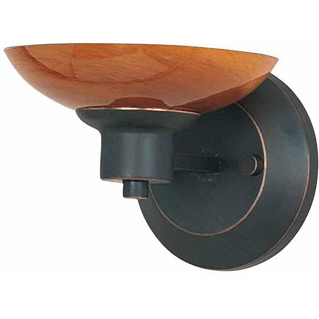 Triarch International Halogen VI Oil Rubbed Bronze 1-light Fixture