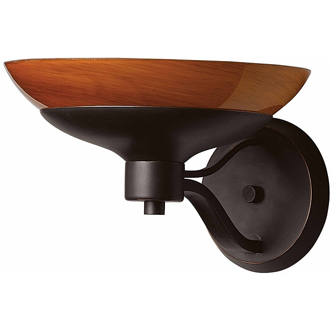 Triarch International Halogen VI Oil Rubbed Bronze 1-light Sconce