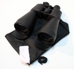 Defender Zoom Ruby-coated Binoculars (12-40X80)
