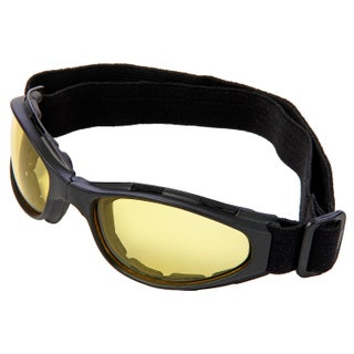 Hot Optix Dual Lens Folding Motorcycle Goggles (4 options available)